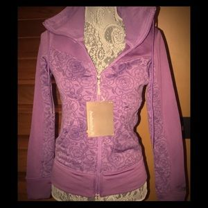BNWT! Avalanche Jacket: Purple/Lavender,Size SMALL